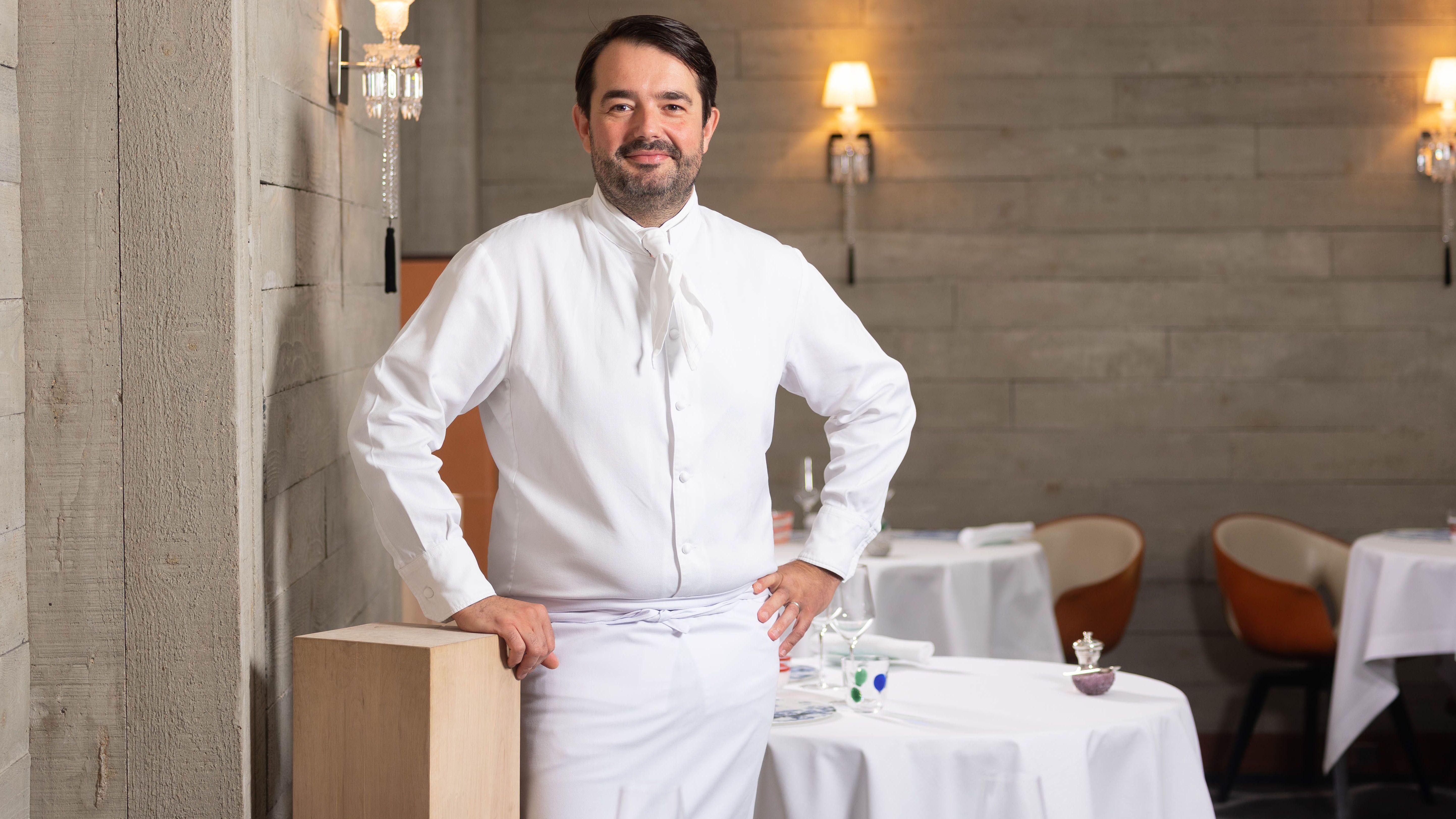Jean-François Piège : pourquoi sa femme Elodie ne l'a pas du tout reconnu dans Chef contre chef