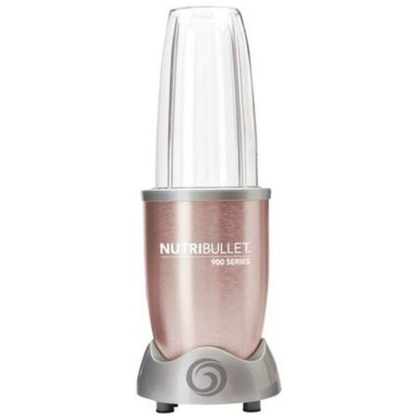 Nutribullet 900W Rose Gold, Nutribullet, actuellement à 90,12€