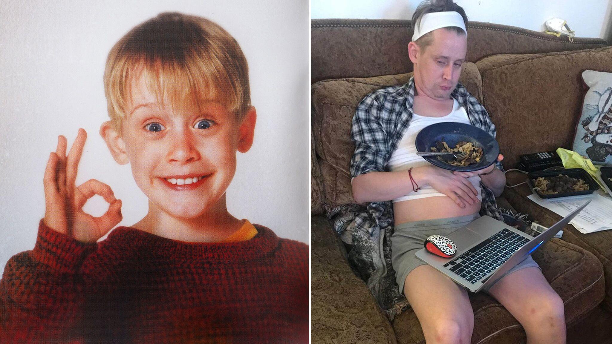 Maman j'ai raté l'avion : la descente aux enfers de Macaulay Culkin, l'enfant star d'Hollywood