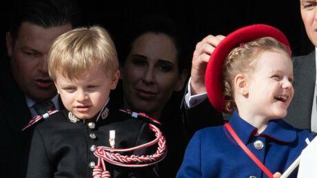 Charlène et Albert de Monaco ont vu les choses en grand pour l'anniversaire de Jacques et Gabriella