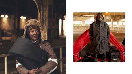 L'initiative cool du jour: une organisation invente un «manteau/duvet» pour les SDF