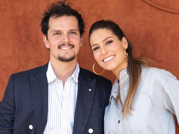 PHOTO Laury Thilleman mariée  son chéri Juan Arbelaez