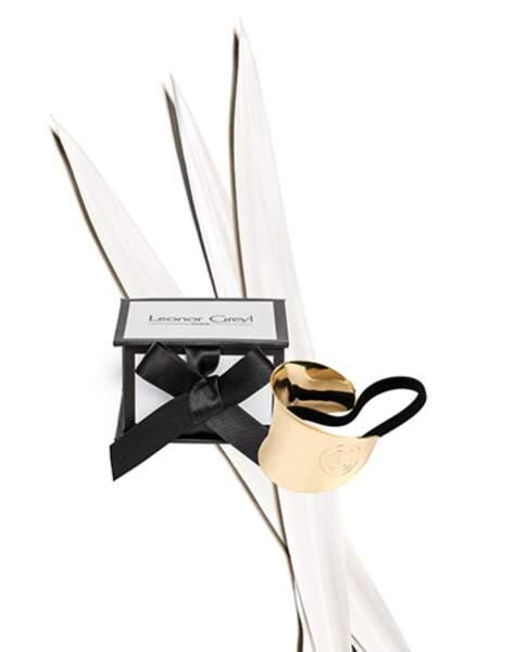 Elastique pour cheveux façon bijou, Leonor Greyl, 19€