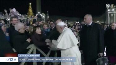Violence au Vatican