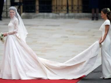 Kate Middleton son ascension mode