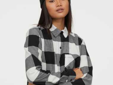 10 chemises à carreaux à moins de 30€