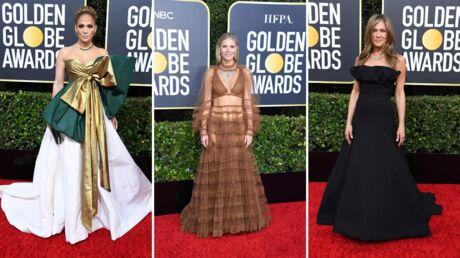 Golden Globes 2020 – Retour sur les plus belles tenues des stars