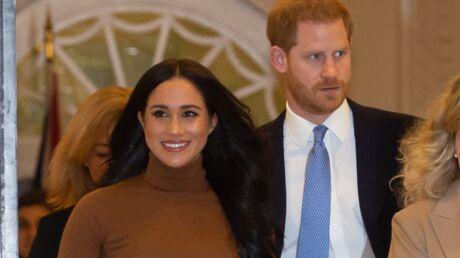 Prince Harry et Meghan Markle: Buckingham Palace contredit publiquement leur annonce