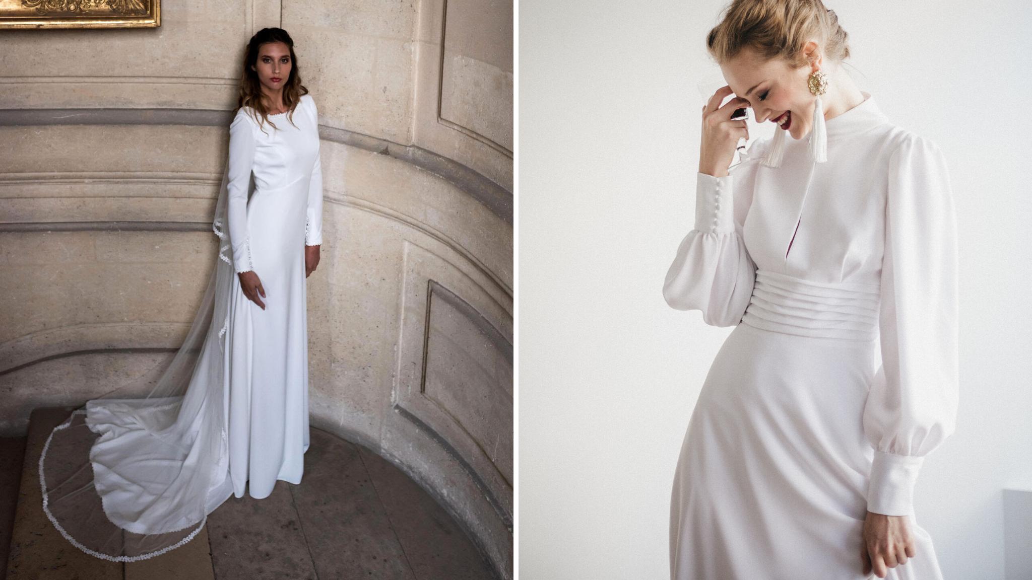 Les robes de mariée tendances pour un mariage