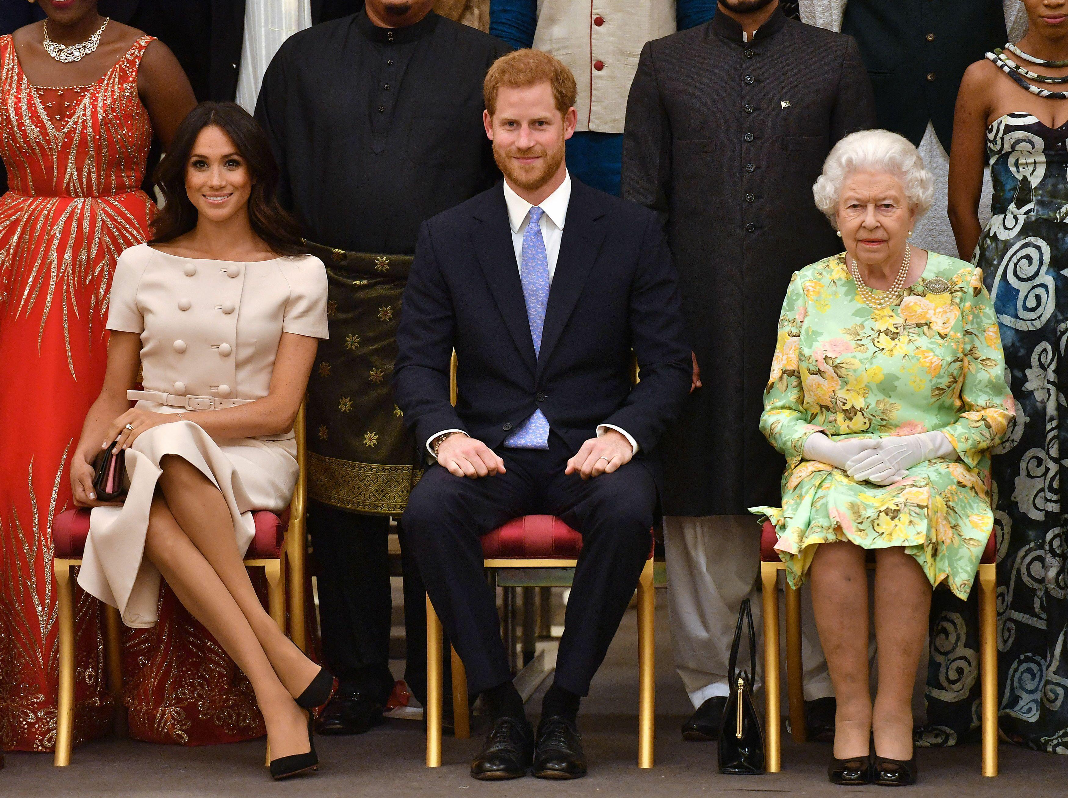 Meghan Markle : ces mots étonnants de la reine Elizabeth II qui en disent long
