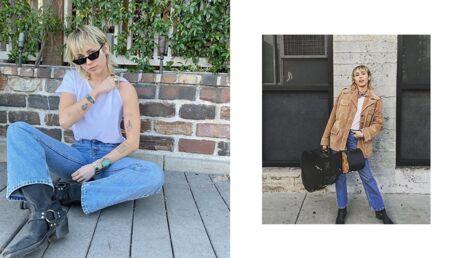 Miley Cyrus: elle craque elle aussi pour le carré