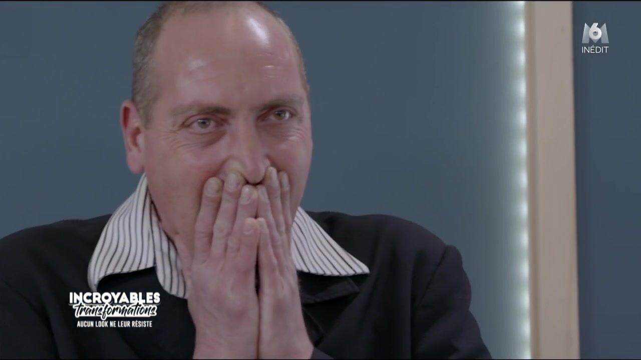 VIDEO Incroyables Transformations : un homme pleure de joie en découvrant sa femme