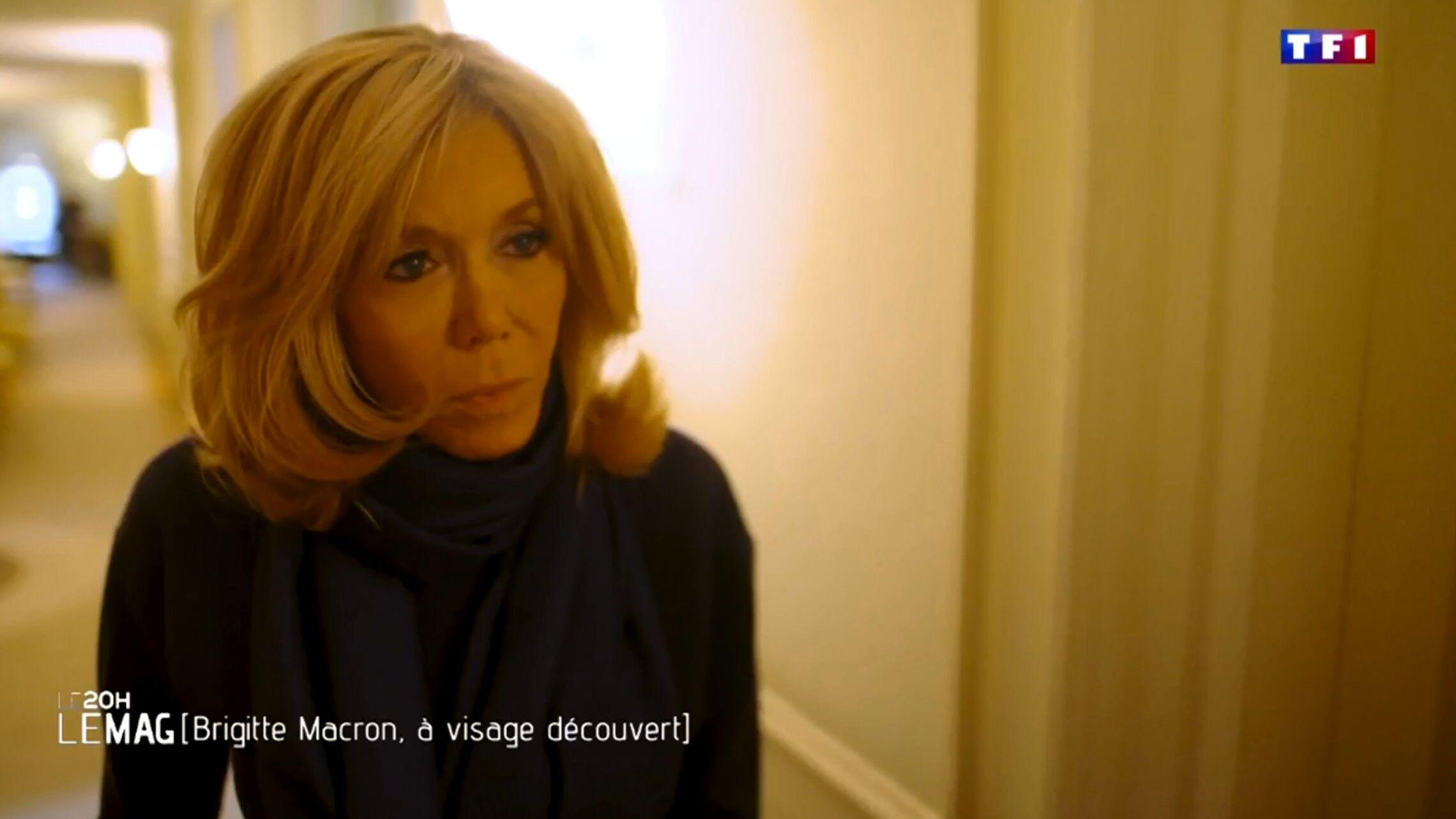 Brigitte Macron dévoile l'étonnant cadeau qui lui a été offert à l'Elysée