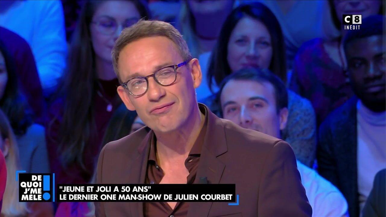 VIDEO Jacques Martin « tyrannique »? Les (mauvais) souvenirs de Julien Courbet avec l'animateur