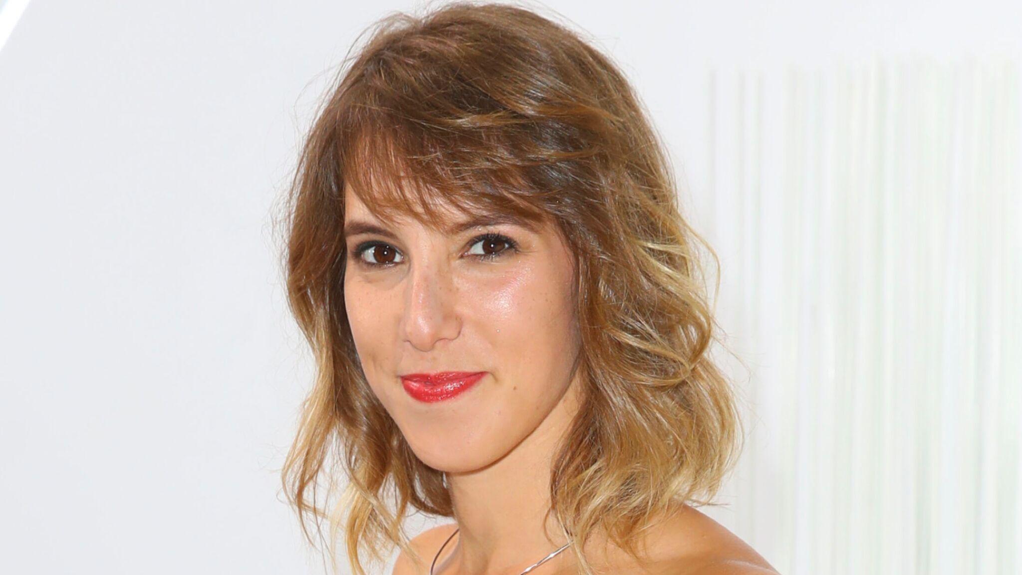 PHOTO Léa François en rousse, sa ressemblance avec une célèbre actrice française est frappante
