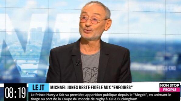 VIDEO Michael Jones révèle la somme qu'il touche toujours pour le tube Je te donne