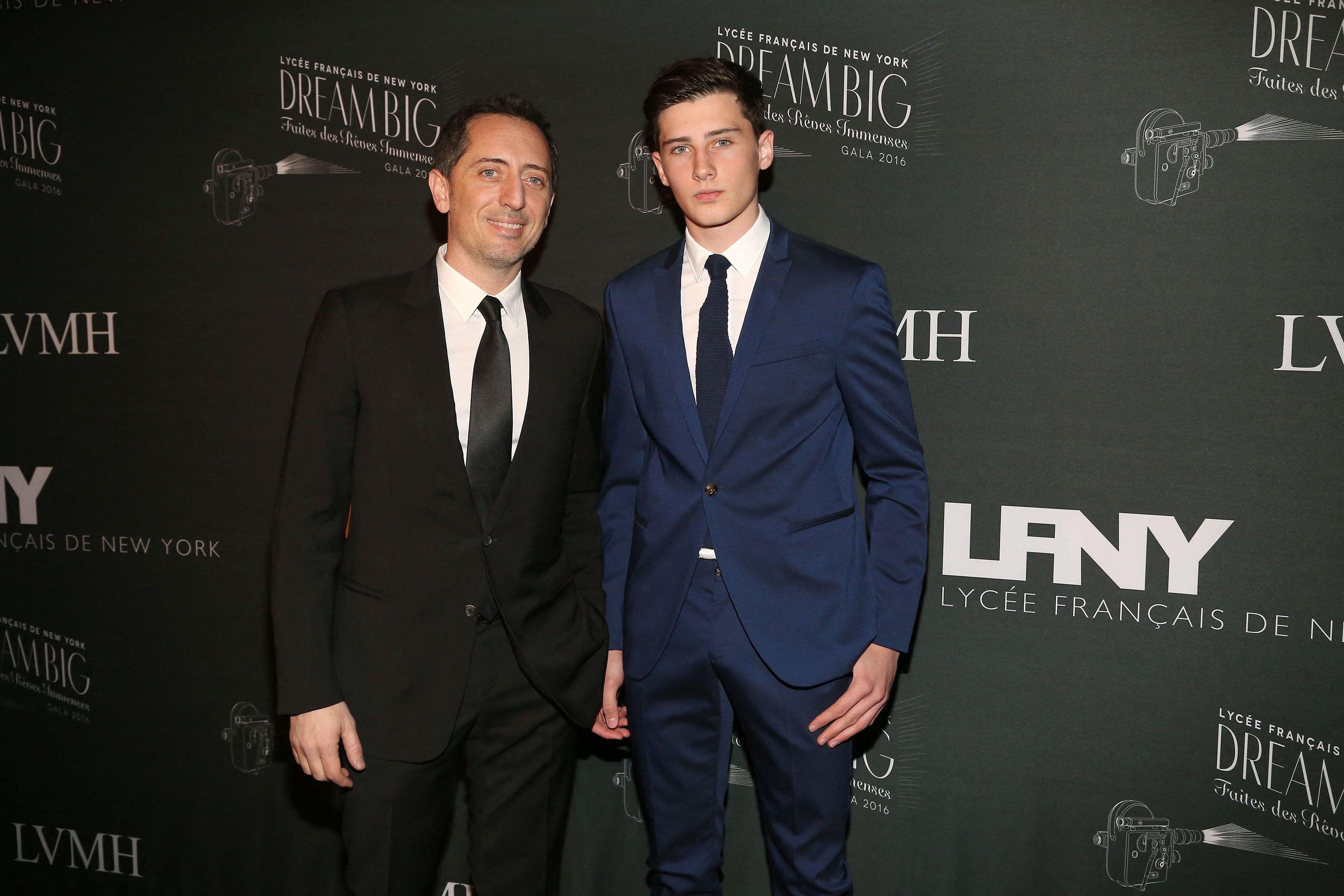 Gad Elmaleh : son fils Noé défile à la fashion week de Paris