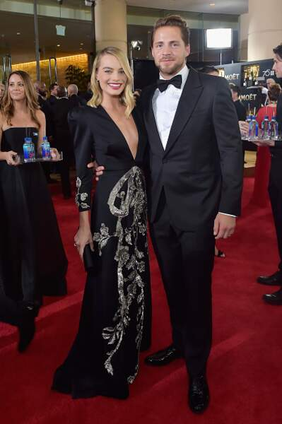 Battle mode Scandale : Margot Robbie