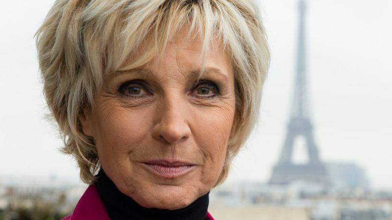 Evelyne Dhéliat poussée vers la sortie par TF1? L'animatrice météo se confie