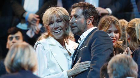 Brigitte Macron: cette surprenante soirée qu'elle a passée avec Bernard Montiel