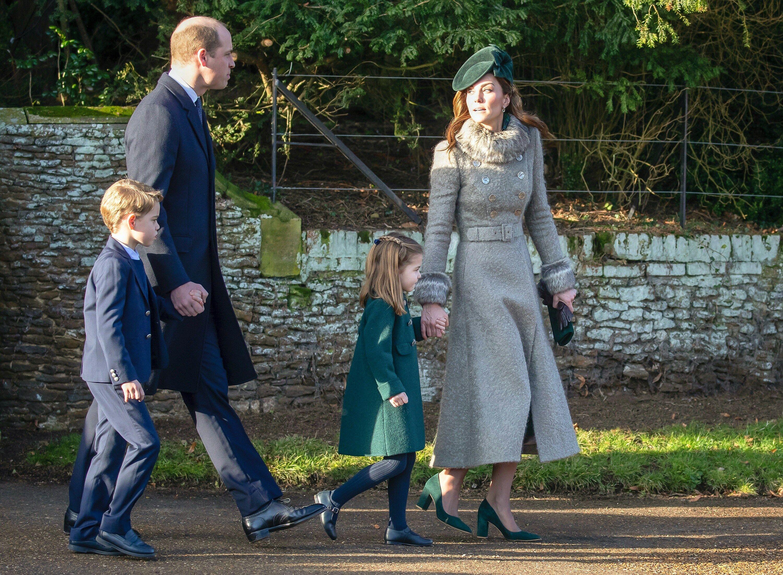 Princesse Charlotte : des photos inédites et trop craquantes de la fille de Kate et William dévoilées