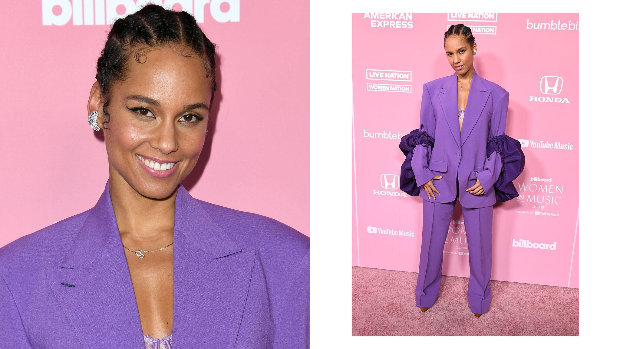 Alicia Keys a 39 ans : retour sur son évolution beauté engagée!