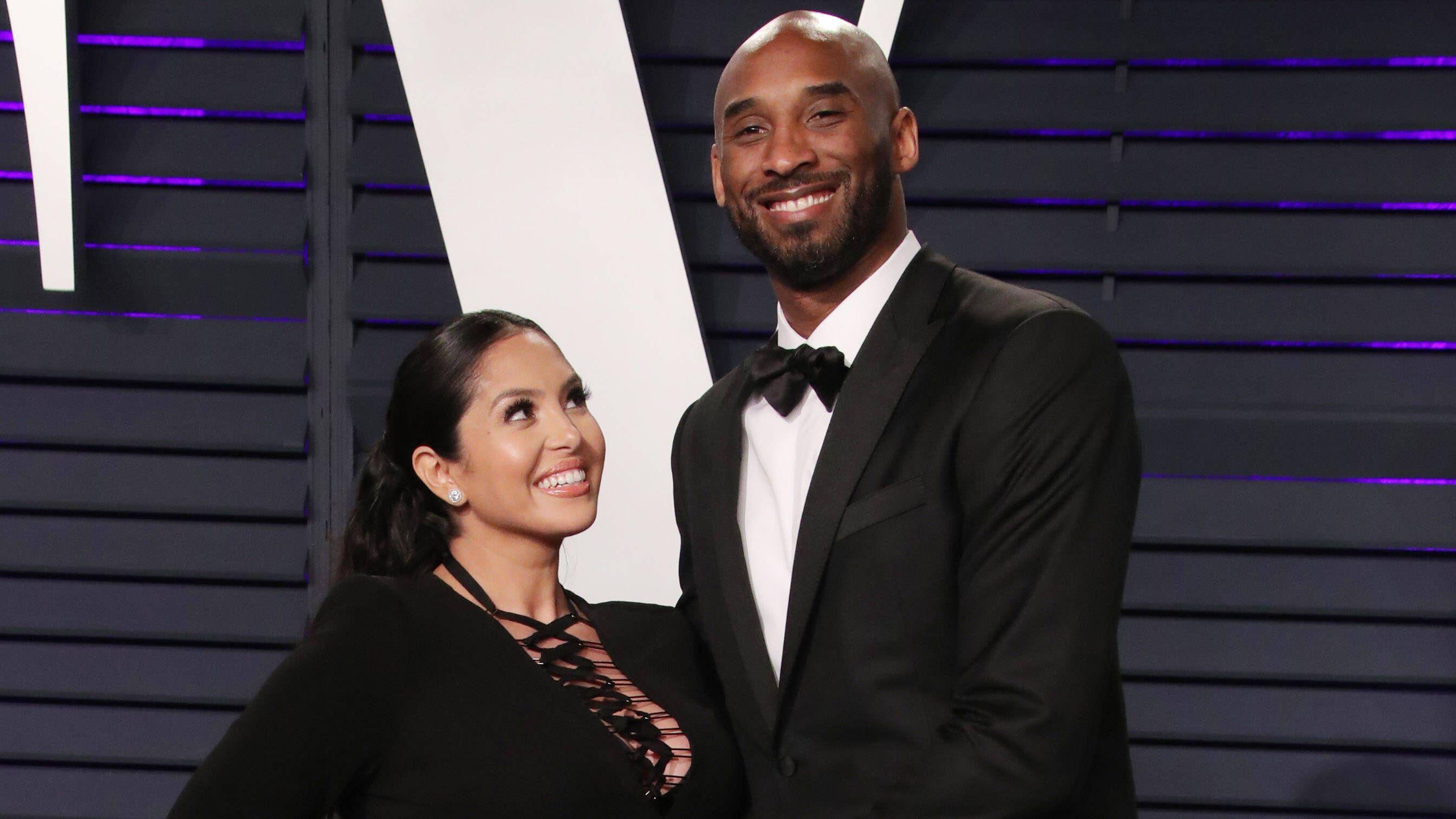 Mort de Kobe Bryant : qui est Vanessa Laine, sa femme depuis 2001?