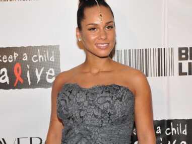 Alicia Keys, une beauté au naturel