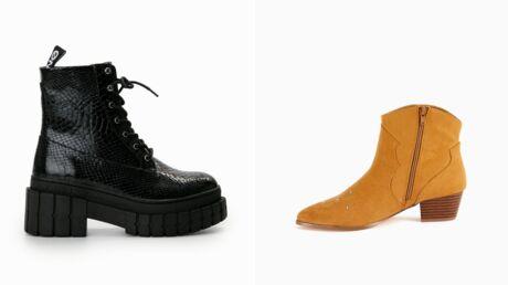 Les bottines tendances à shopper pour l'hiver 2020