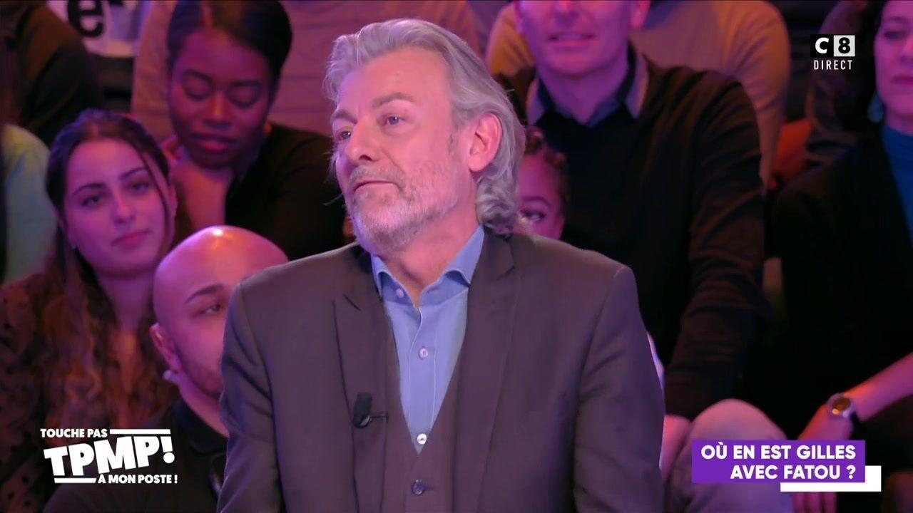 VIDEO TPMP : La situation ne s'arrange pas entre Gilles Verdez et Fatou, le chroniqueur se confie