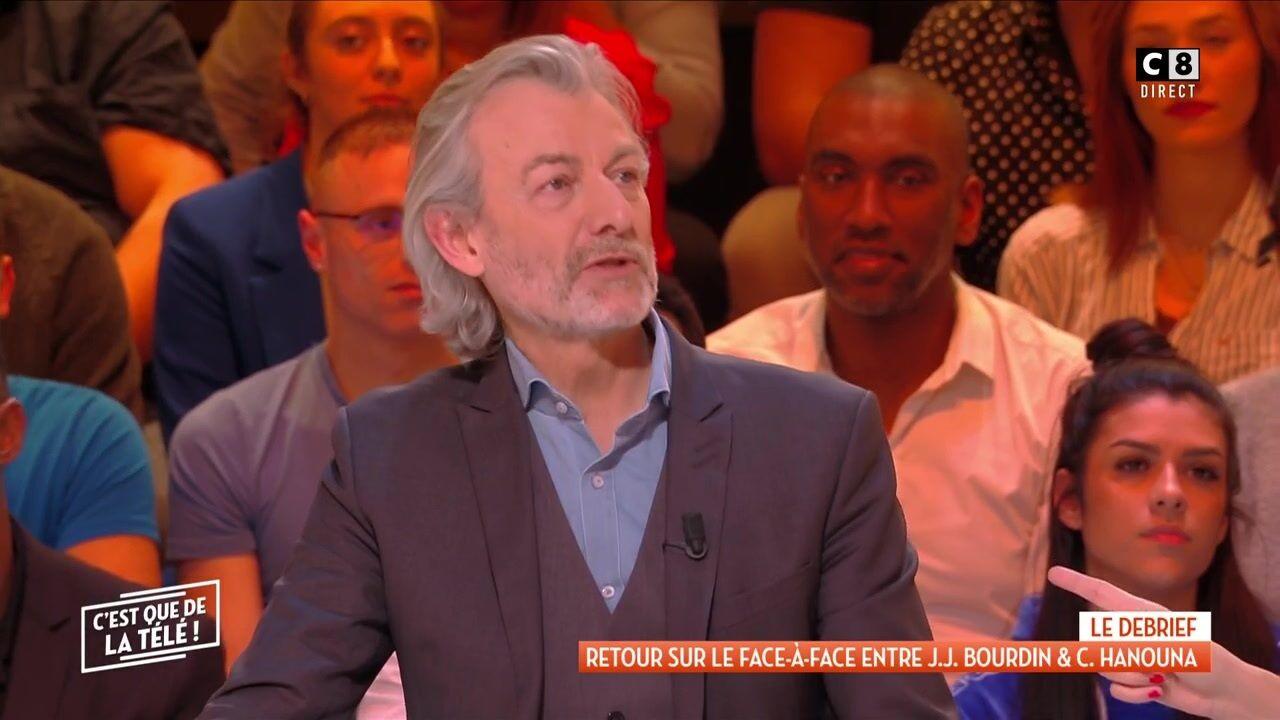 VIDEO Gilles Verdez sur le départ de Camille Combal : « Tout n'est pas réglé »