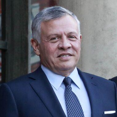 Abdallah de Jordanie