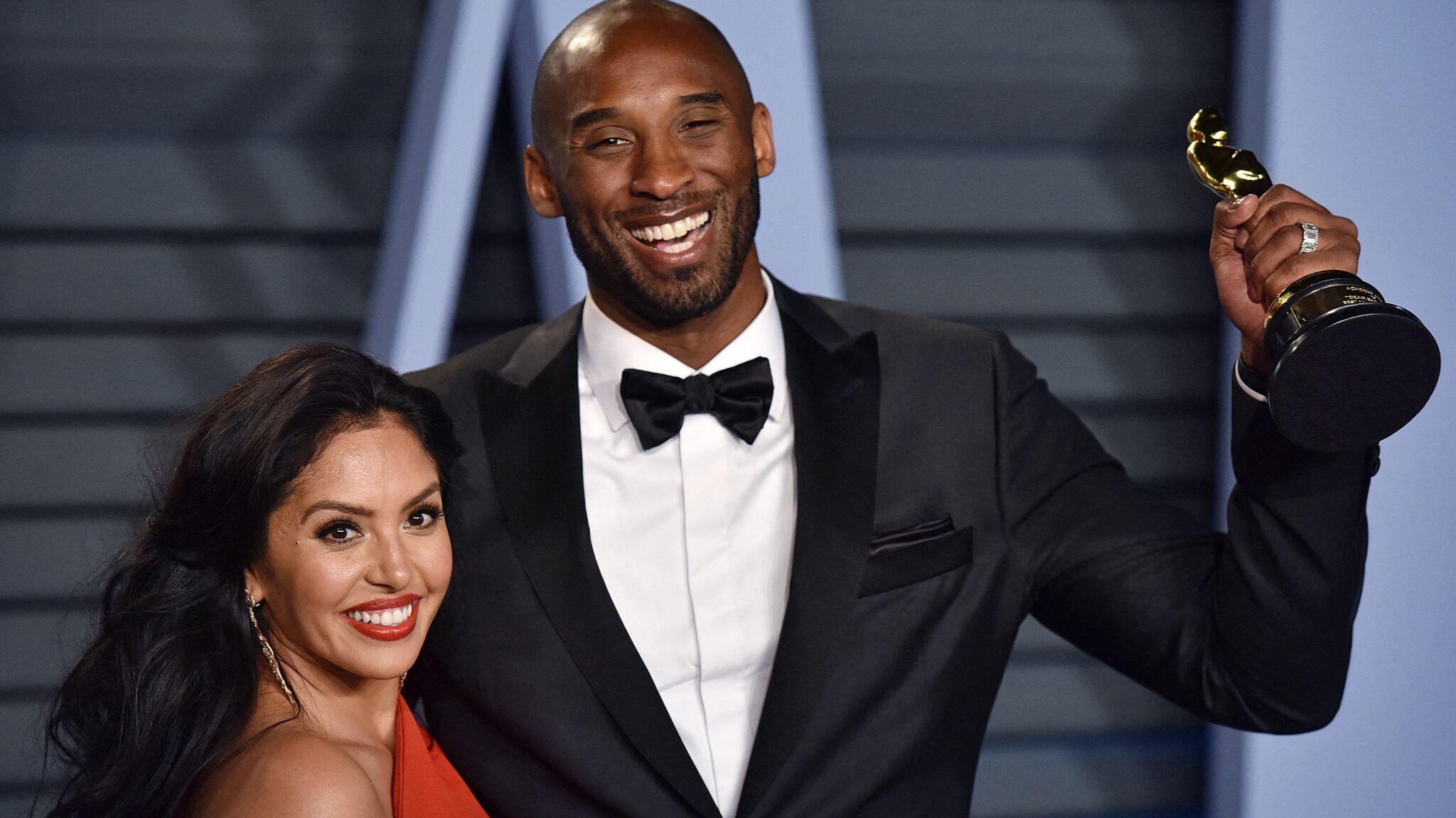 Mort de Kobe Bryant : le déchirant pacte conclu avec sa femme Vanessa