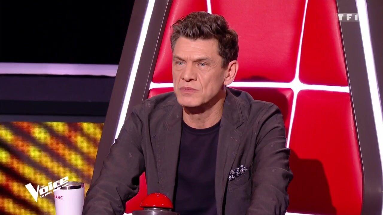 Marc Lavoine : un candidat de The Voice fait une étonnante révélation à son sujet