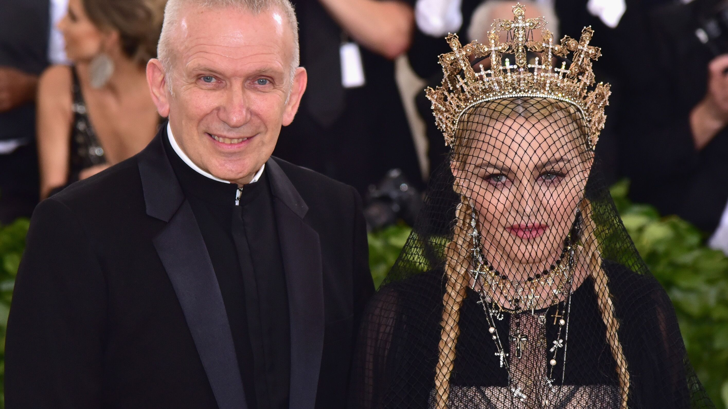 PHOTO Madonna absente aux adieux de Jean-Paul Gaultier, la chanteuse sort du silence