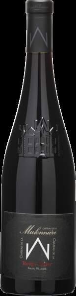 Rouge Baiser. Château de la Mulonnière, 23,50 € (l'abus d'alcool est dangereux pour la santé. A consommer avec modération)