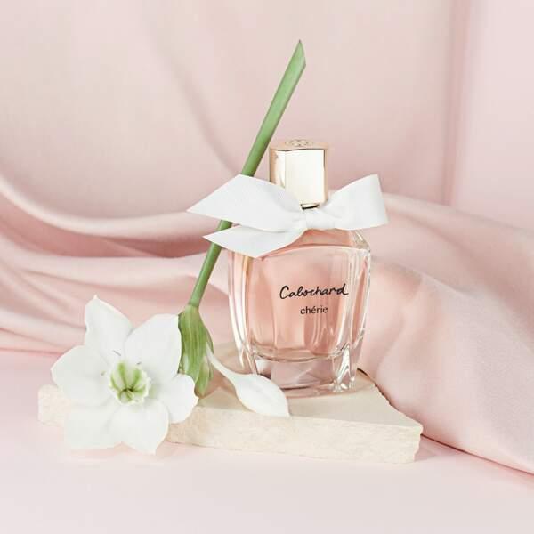 Eau de Parfum Cabochard. Maison Parfums Grès, 69 € les 100 ml