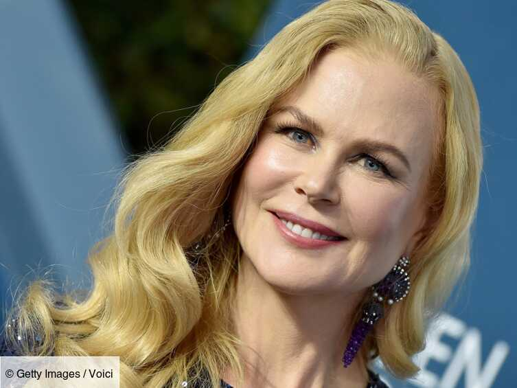 Le produit anti-rides préféré de Nicole Kidman coûte moins de 25 euros - Voici
