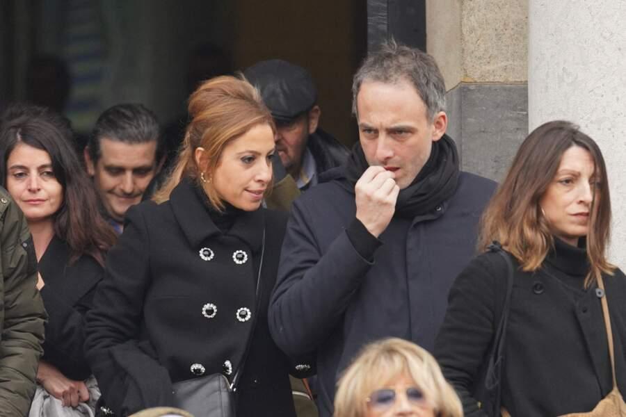 Obsèques de Sébastien Demorand : Léa Salamé et Raphaël Glucksmann