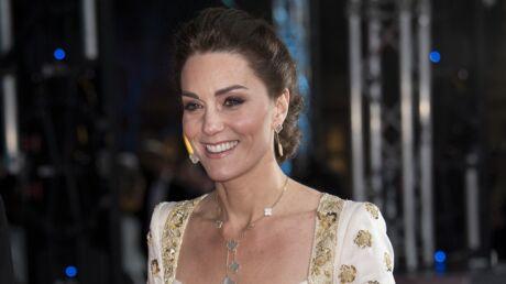 Kate Middleton recycle sa robe emblématique lors des BAFTA 2020