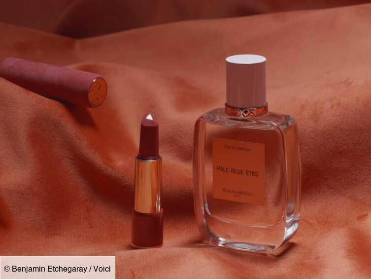Jeu concours : tentez de gagner L'Absolu Rouge Lancôme et l'Eau de Parfum Roos Roos Paris - Voici