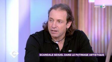 VIDEO C à vous: Philippe Candeloro encourage les victimes de viol à porter plainte