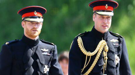 Harry et William: les deux frères ne se seraient pas quittés en bons termes lors du Megxit