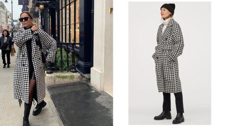 On connaît le manteau fétiche des influenceuses pour l'hiver!