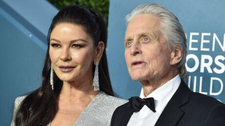 Michael Douglas effondré par la mort de son père: la tendre déclaration de sa femme Catherine Zeta-Jones