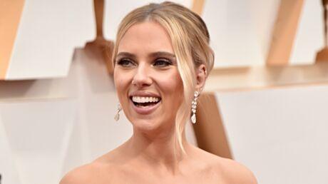 Scarlett Johansson: le prix impressionnant de ses boucles d'oreilles lors des Oscars