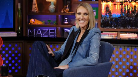 Céline Dion: on veut son total look en denim, mais en moins cher!