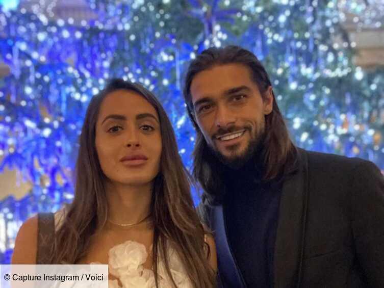 PHOTOS Julien Guirado et Marine El Himer (Les princes et les princesses de l'amour) se sont fiancés - Voici