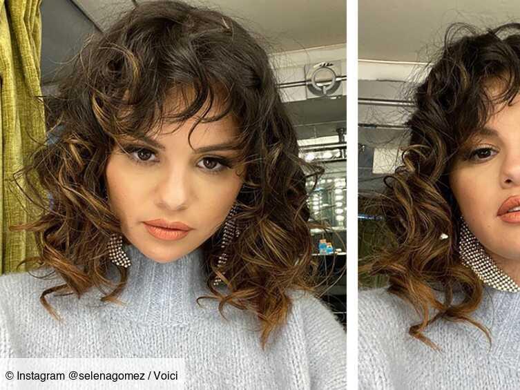 Selena Gomez : on craque pour sa nouvelle coiffure - Voici