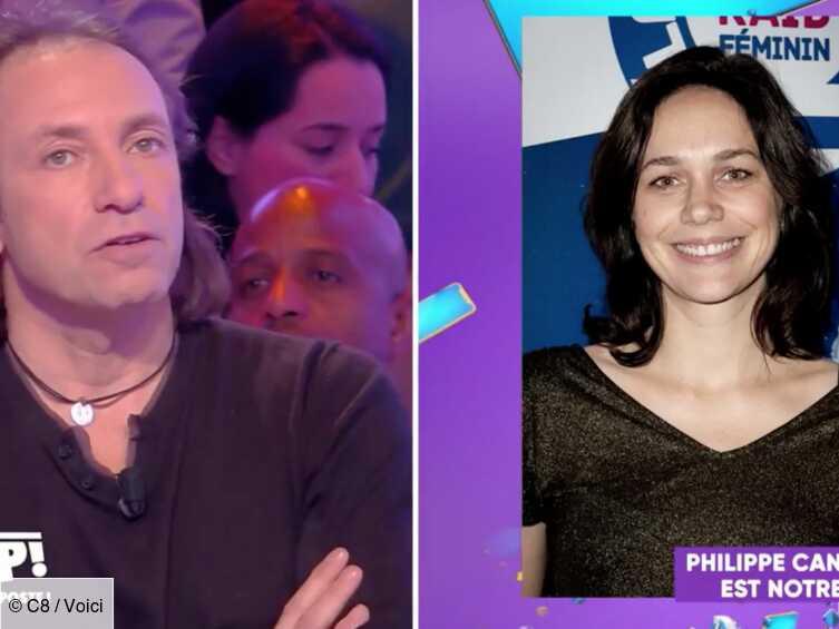 VIDEO Nathalie Péchalat future présidente de la Fédération des sports de glace? Philippe Candeloro la tacle - Voici